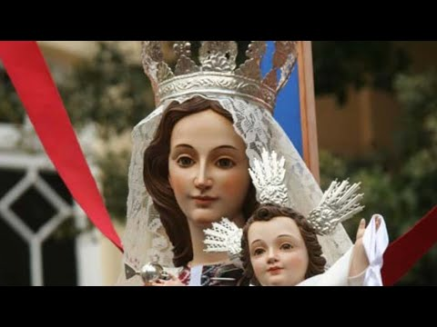 Mes de julio, de la Virgen del Carmen