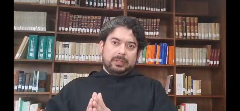 Fr. Gonzalo Rebolledo es el invitado de la quinta cápsula agustiniana